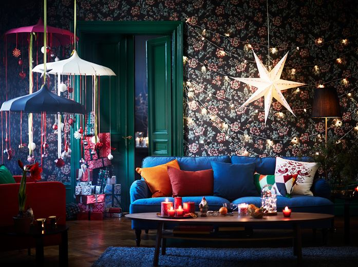 decorate your home in festivel